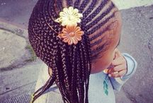 Braided Hair styles for girls / Hair styles