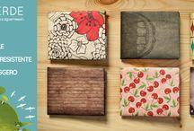 SONOVERDE creazioni / portafogli unisex ecofriendly | prodotti e disegnati in Trentino