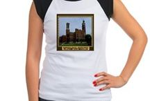 Greensburg, Indiana / Having a fondness for Greensburg, Indiana, we pay homage to this lovely 'village', with our Greensburg Decatur County Courthouse image.  Please visit cheylines.com to see much more