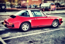 Porsche Targa / by Pca Hi