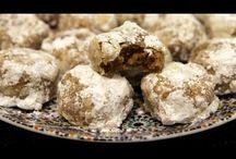 Moroccan cookie and sweats   / by Neelofar Babar