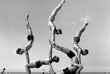 Old school acrobalance