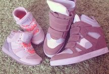 Fashion for mommy and kids.