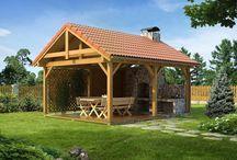 Altana ogrodowa pomysły