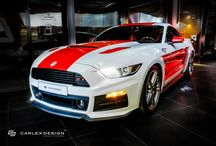 MUSTANG GT ROUSH STAGE 2