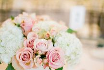Classic Pink and White wedding