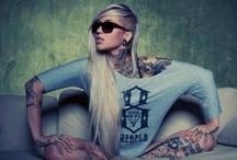 Tattoos  / by Fany Barrera
