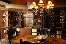 Tasting Rooms and Home Bars / by Wine Cellar Innovations
