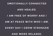 Mindfulness & Meditation / Zen me, baby.