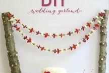 Wedding Ideas.... / Natural, Rustic, Comfortable