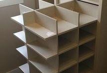 Shoe storeage ideas