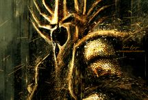 Melkor's followers. / Melkor's followers, including all enemies of the free people in Arda.