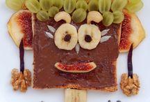 Food Art For Kids