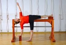 Ardha chandrasana / Asanas syllabus iyengar yoga teacher training