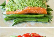 Salmon everytime