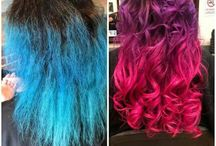 Dyeable Cliphair Extensions
