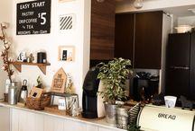 Interior Idea < Kitchen Counter >