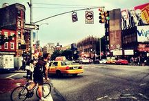 NYC / My favorite places in the city!