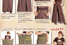 Thai June culotte