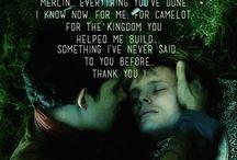 Merlin! <3 duh...