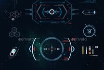 Futuristic user interfaces