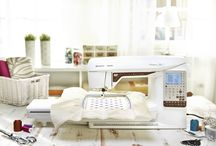 Designer Topaz™ 25 / Imagine. Create. Shine / by Husqvarna Viking® Sewing and Embroidery Machine