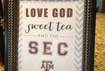 Texas A&M / by Beth Cole