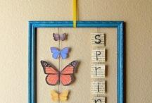 Crafts & Homemade Awesomeness / For la familia