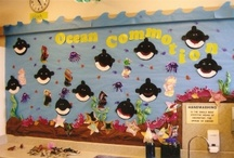 July Bulletin Boards / by Veronica Shroyer