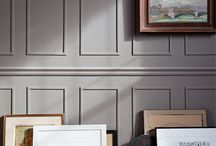 mouldings. boiseries