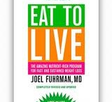 Diet: Nutritarian/Eat To Live/LF Vegan/VB6 / Recipes for Eat to Live, VB6, low fat vegan or just boosting your nutrient levels with a nutritarian or flexitarian approach. / by Terri Houchin