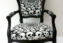 chaises