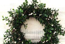wreaths / wreaths  / by Gülce Deandria