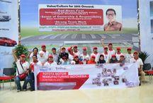 Kompasiana Nangkring / Kompasiana Visit PT Toyota Motor Manufacturing Indonesia (TMMIN) - Sunter Plant 1