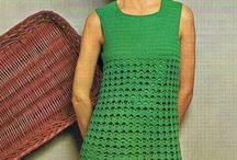 Crochet Dresses / by Susan Jones