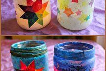 Jar pots