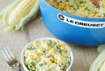 Florida Sweet Corn Recipes / This Pinterest board is part of a promotion sponsored by the Florida Sweet Corn Exchange in partnership with Kitchen PLAY.  / by The Novice Chef Blog {Jessica}