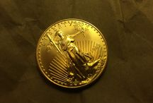 Gold Coins / by Ausecure