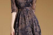 vestidos informales