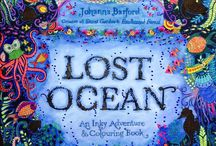 Johanna Basford _ Lost Ocean