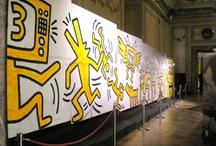 """""""Keith Haring. Il Murale di Milwaukee"""" / Exhibition, 2 June - 4 November 2012, Reggia di Caserta"""
