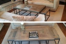 Hardwood Coffee Tables