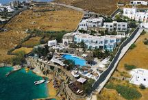Kivotos Mykonos Hotel, 5 Stars luxury hotel, villa in Ornos, Offers, Reviews