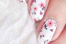 Unhas Florais