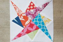 Quilting - Paper Piecing