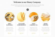Web layouts / by Arantxa Garcia Westwick