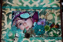 LSG Inspiration / Amazing projects from our customers using Lindy's Stamp Gang products!  Add YOUR creations to the board!