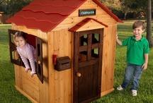 Backyard Toys and activities