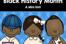 Pre-K Black History