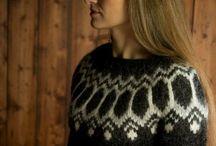 Island sweaters